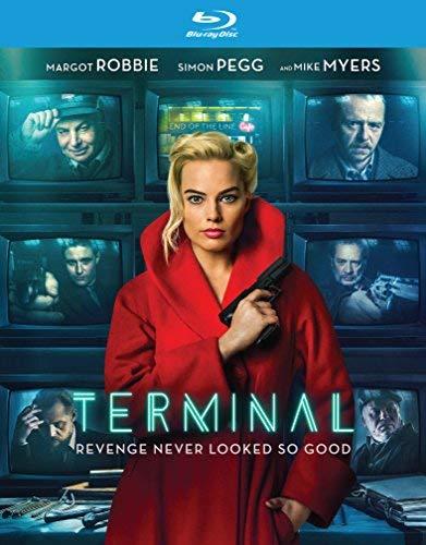 Terminal/Robbie/Pegg/Myers@Blu-Ray@NR
