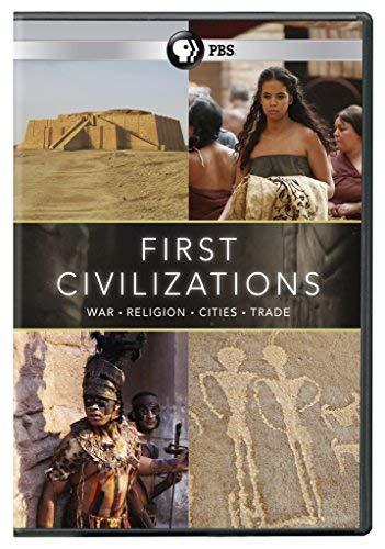 First Civilizations/PBS@DVD
