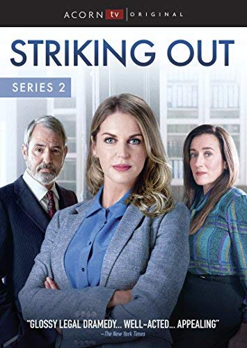 Striking Out Series 2 DVD