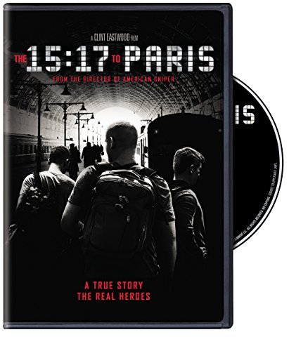 15:17 To Paris/Skarlatos/Sadler/Stone@DVD@PG13