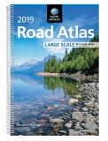 Rand Mcnally Rand Mcnally 2019 Large Scale Road Atlas