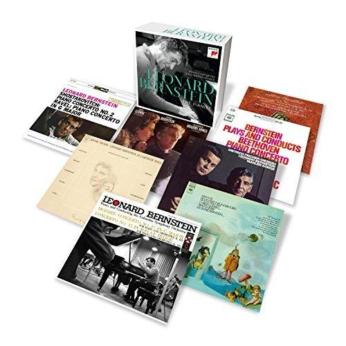 Leonard Bernstein/Leonard Bernstein - The Pianist@11 CD