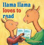 Anna Dewdney Llama Llama Loves To Read