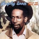 Gregory Isaacs Live At The Roxy 1982 2lp 2lp