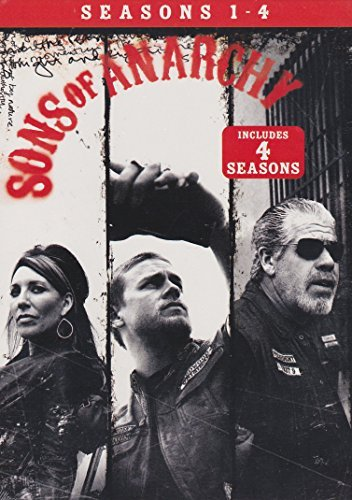 Sons Of Anarchy/Seasons 1 - 4