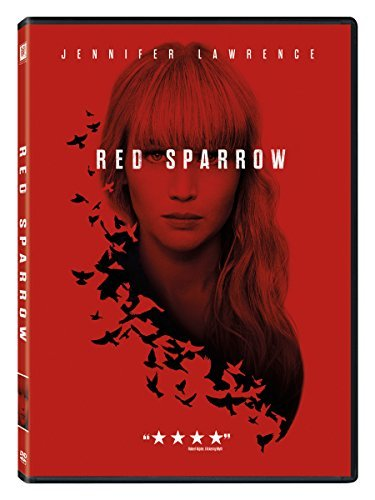 Red Sparrow Lawrence Edgerton DVD R