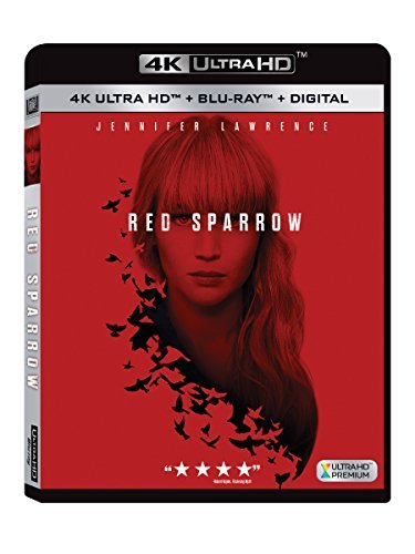Red Sparrow Lawrence Edgerton 4khd R