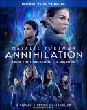Annihilation Portman Leigh Blu Ray DVD Dc R