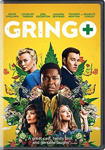 Gringo/Oyelowo/Theron/Edgerton@DVD@R
