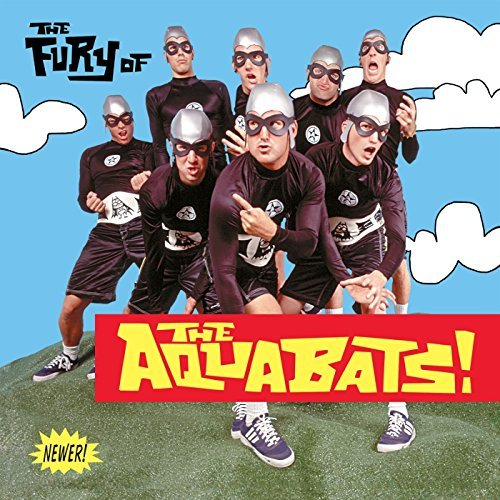 The Aquabats The Fury Of The Aquabats! (red Vinyl) Expanded 2018 Remaster 2lp