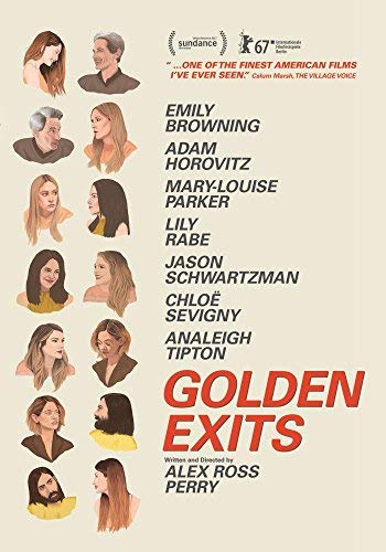 Golden Exits Golden Exits This Item Is Made On Demand Could Take 2 3 Weeks For Delivery