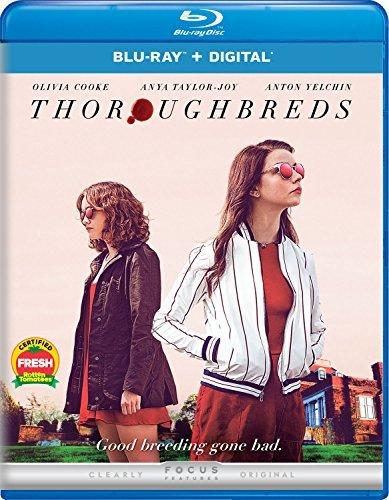 Thoroughbreds/Cooke/Taylor-Joy/Yelchin@Blu-Ray/DC@R