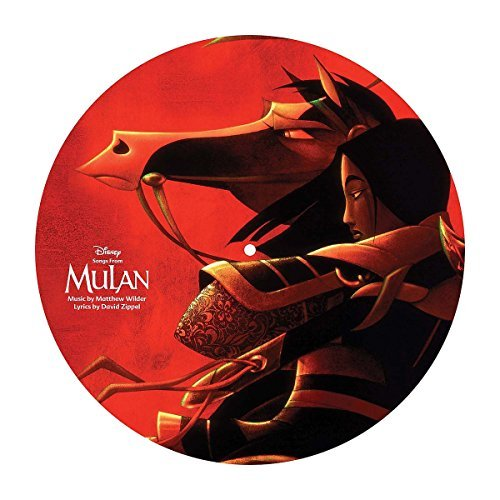 Mulan/Songs from Mulan (picture disc)@Picture Disc