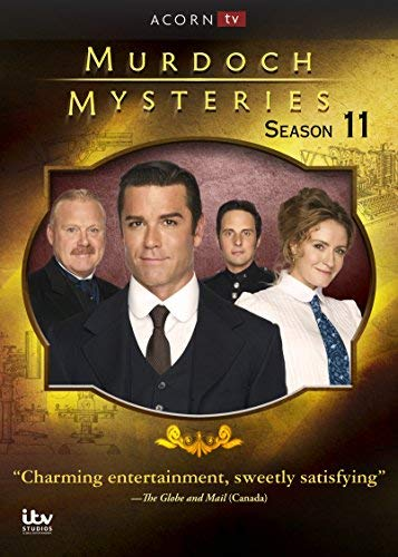 Murdoch Mysteries/Series 11@DVD