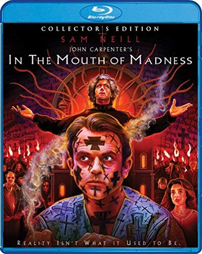 In The Mouth Of Madness Neill Carmen Prochnow Warner Blu Ray R