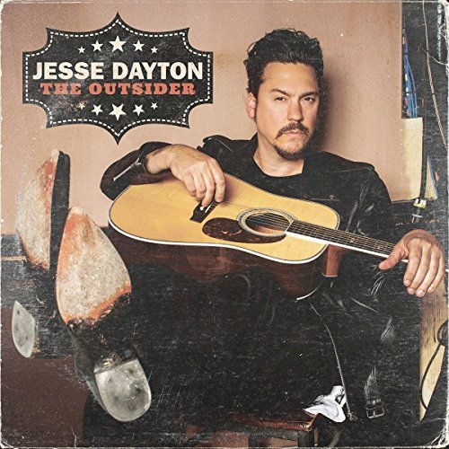 Jesse Dayton The Outsider Lp Amped Exclusive