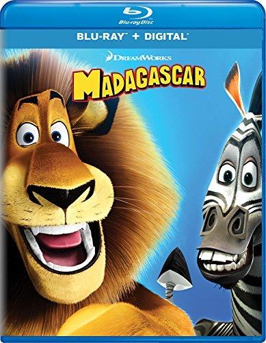Madagascar/Madagascar@Blu-Ray@PG