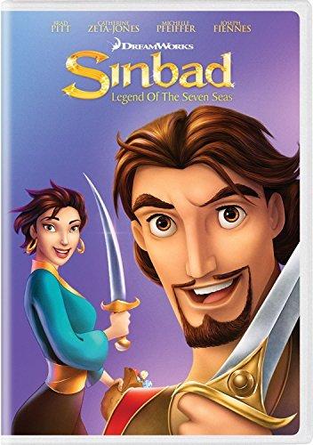 Sinbad: Legend of the Seven Seas/Sinbad: Legend of the Seven Seas@DVD@PG