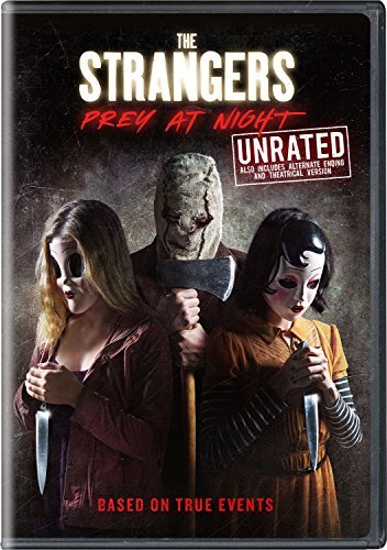 The Strangers Prey At Night Hendricks Henderson DVD Nr