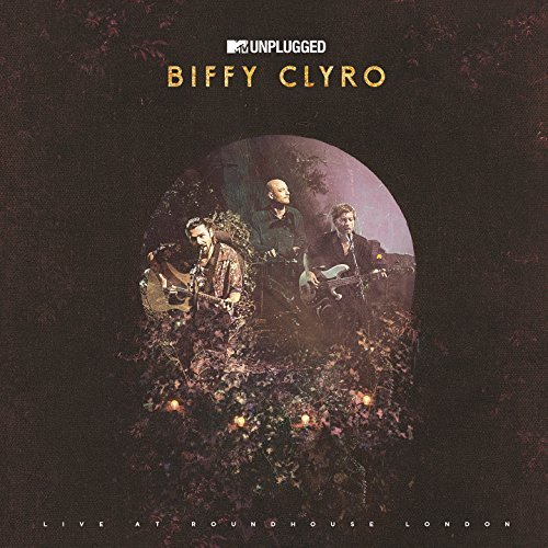 Biffy Clyro Mtv Unplugged (live At Roundhouse London) CD DVD