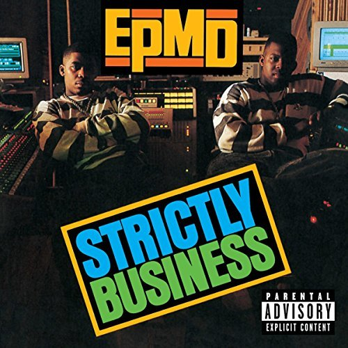 Album Art for Strictly Business [2 LP] by EPMD