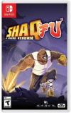 Nintendo Switch Shaq Fu A Legend Reborn