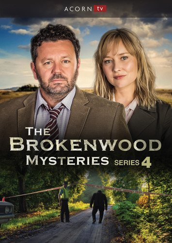 Brokenwood Mysteries Series 4 DVD