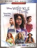 A Wrinkle In Time Reid Winfrey Witherspoon Blu Ray DVD Dc Pg