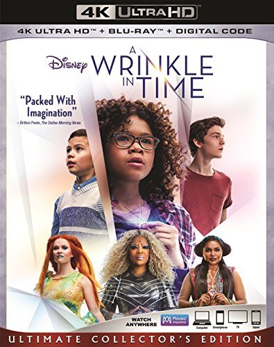 A Wrinkle In Time/Reid/Winfrey/Witherspoon@4K@PG