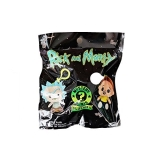 Mystery Minis Funko Blind Bag Keychain Plush Rick And Morty (on