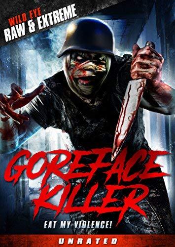 Goreface Killer/Kieferle/Heintz@DVD@NR