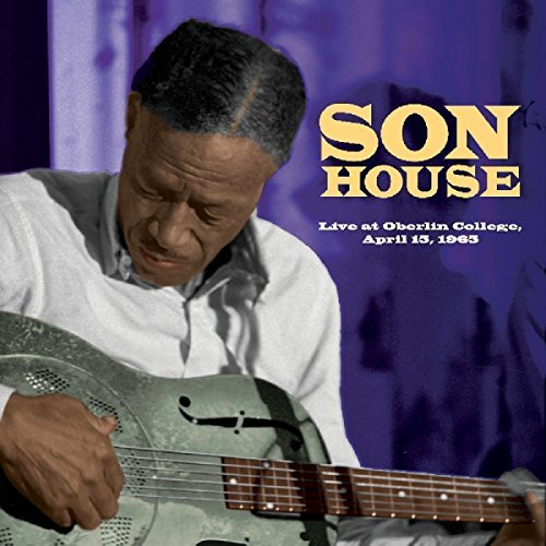 Son House Live At Oberlin College 4 15 65