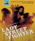 Lady Street Fighter Harmon Carradine Blu Ray R