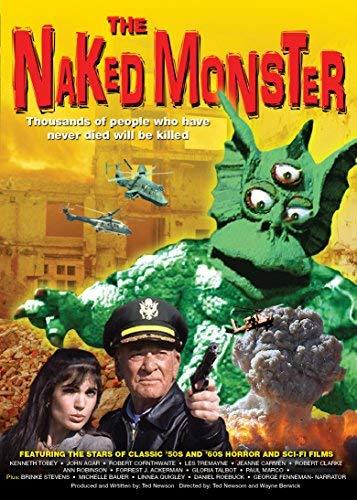 The Naked Monster/Stevens/Tobey@DVD@NR