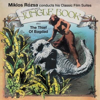 Miklos Rozsa/Jungle Book Suite/Thief Of Baghdad