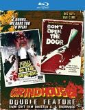 Don't Look In The Basement Don't Open The Door S.F. Brownrigg Grindhouse Double Feature Blu Ray DVD R