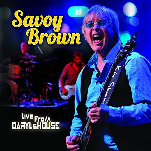 Savoy Brown/Live From Daryl's House
