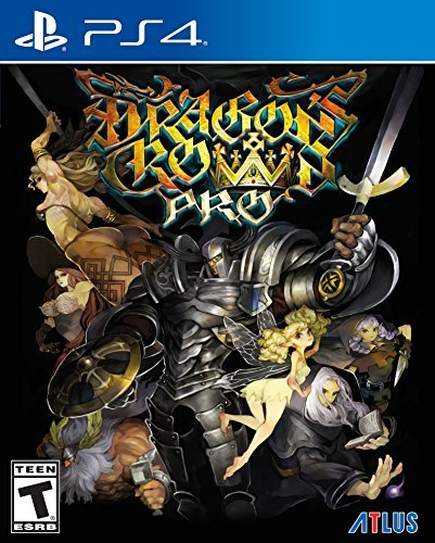 Ps4 Dragons Crown Pro