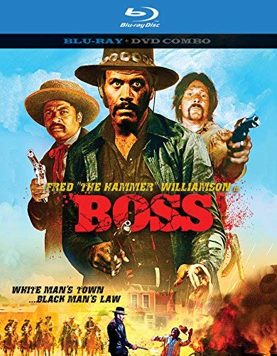 Boss Williamson Martin Blu Ray DVD Pg