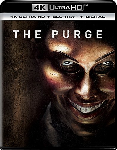 The Purge Hawke Headey Burkholder 4khd R
