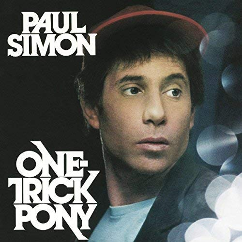 Paul Simon One Trick Pony 140g Vinyl Includes Download Insert