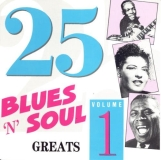 25 Blues & Soul Greats Vol. 1