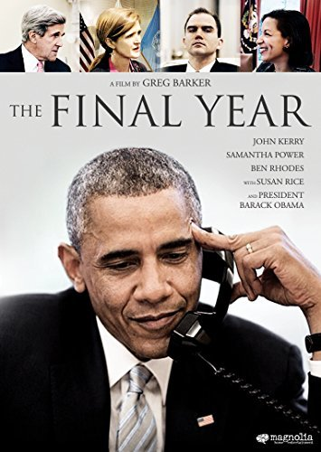 Final Year Barack Obama DVD Nr