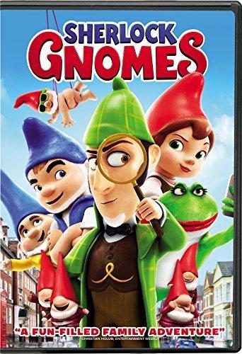 Sherlock Gnomes/Sherlock Gnomes@DVD@PG