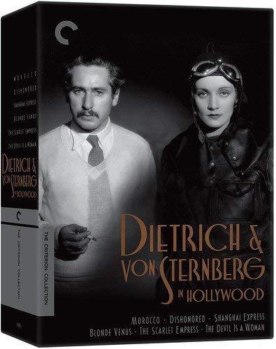Dietrich & Von Sternberg In Hollywood/Dietrich & Von Sternberg In Hollywood@DVD@CRITERION