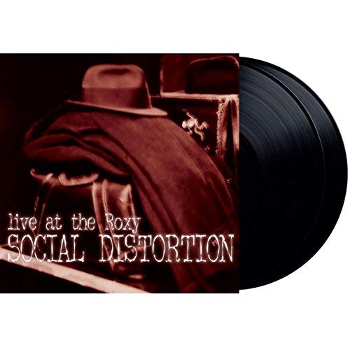 Social Distortion Live At The Roxy 2lp