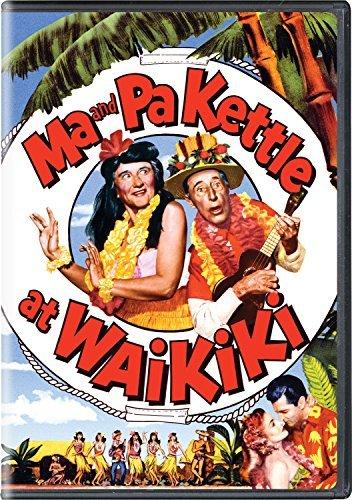 Ma & Pa Kettle At Waikiki/Ma & Pa Kettle At Waikiki@DVD@NR