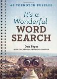 Dan Feyer It's A Wonderful Word Search 68 Topnotch Puzzles