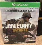Xbox One Call Of Duty Wwii (pro Edition)
