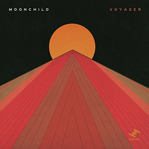 Moonchild Voyager 2lp Limited Edition Sunset Red Vinyl